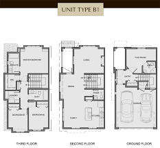 3 story townhouse floor plans terrific 3 story house floor plans ideas best inspiration home