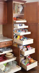 Sneaky Places To Add More Kitchen Storage - Inside kitchen cabinets