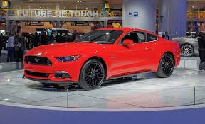 2015 ford mustang 2015 ford mustang photos and info car and driver