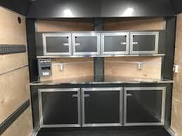 Kitchen Cabinets Minnesota Custom Trailer Cabinets Central Minnesota