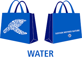 the four elements eco bag design hiretheworld