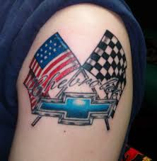 new mustang tattoo give me your opinion ford mustang forum