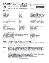 theater resume template 1 describe chris s high school graduation what did he do