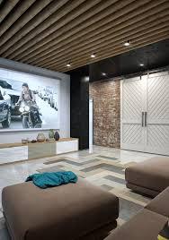 concrete ceiling design interior ideas loversiq