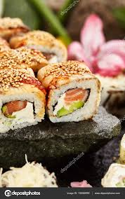 jeu de cuisine sushi jeu de sushi japonais photographie ryzhkov86 139366992