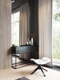 luxury bedrooms with unique wall details idolza