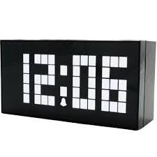 clock wall mounted alarm clock clocks