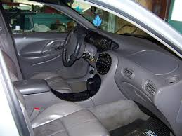 Ford Taurus Interior 1997 Ford Taurus Information And Photos Zombiedrive