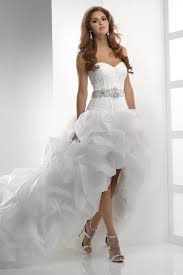 short front long back wedding dress styles of wedding dresses