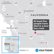 100 Halloween City Hiring Atwater News Merced Sun Star At Least 5 Dead After Bus Sliced By Pole In Calif