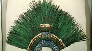 imagenes penachos aztecas el penacho de moctezuma historia o leyenda