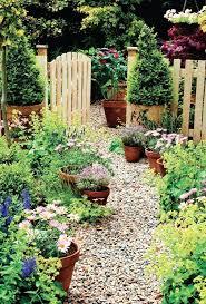 Pretty Garden Ideas Cottage Garden Container Gardening Rustic Style Garden