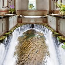cuisine peinte beibehang papel de parede salle de bains sur mesure plancher de la