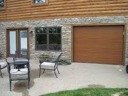 custom home garage matching wood custom home garage door absolutedoor net