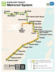 Miami Beach Bus Map Public Transportation Flagler Street Project City Of Miami