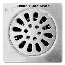comune lavello negozio bagno deodorante scarico a pavimento copertina