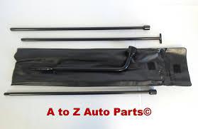 nissan titan jack kit amazon com new 2005 2014 nissan frontier spare tire jack tool kit