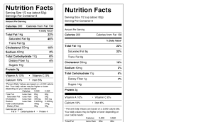 label templates for word free blank nutrition label template word free download