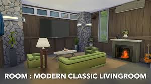 room modern classic livingroom youtube