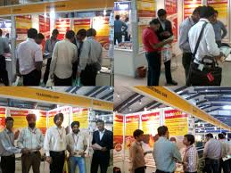 Woodworking Machinery Exhibition India by India Wood 2012 Tradeindia Trade Show Participation At India
