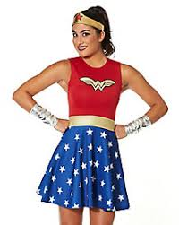 Superhero Halloween Costumes Women Superheroes Costumes Spirithalloween
