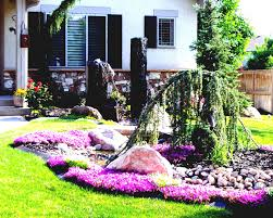 Landscaping Ideas For The Backyard by Front Yard Garden Home Landscaping Champsbahrain Com