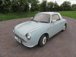 nissan convertible white 1991 nissan figaro for sale 2034773 hemmings motor news