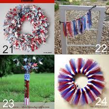 28 diy patriotic decorations the gracious wife