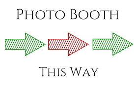 Photo Booth Sign Unique Ways To Interact With Customers This Christmas
