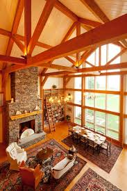 a frame home interiors architecture home design by yankee barn homes