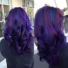 black hairstyles purple purple hairstyles best of black purple hairstyles a gorgeous