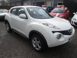 nissan juke grey used white nissan juke for sale torfaen