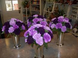 Purple Wedding Centerpieces Purple Reception Centerpieces Share Diy Wedding U2022 9272