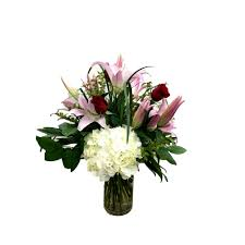 newberry brothers florist event design decor lilies roses