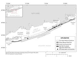 Map Of Long Island New York by Usgs Data Series 1049 Coastal Bathymetry Data Collected In May