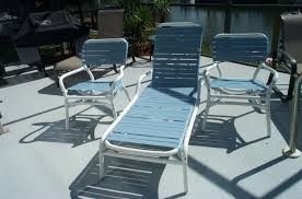 Patio Chair Strapping Bob Brown From Florida Chose Our 2 Precut Vinyl Straps For His