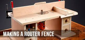 making a router table diy router table fence ultimate guide top router tables