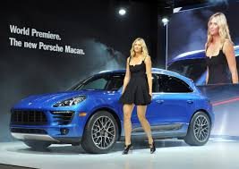 porsche macan 2013 porsche macan world premier 2013 maria sharapova official website