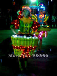 Light Up Costumes Dress Led Picture More Detailed Picture About Led Luminous Dress