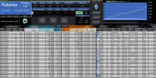 Options Trading Journal Spreadsheet by Trading Journal Spreadsheets Home