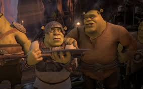 shrek trailer scannain