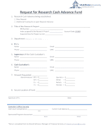 editable cash request form template fill out print u0026 download