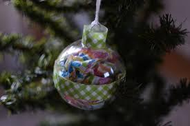 Home Made Christmas Decoration by Homemade Christmas Ornaments Handmade Kids Art