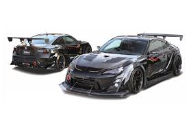 toyota celsior body kit varis wide body kit for toyota 86 zn6 41 automotive limited