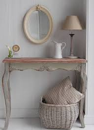 Shabby Chic Console Table Entrance Tables Ideas My Home Decor Accessories