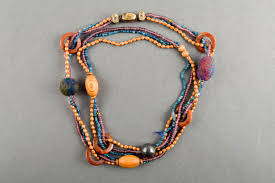 handmade necklace design images Madeheart gt unusual handmade beaded necklace bead necklace design jpg