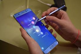 galaxy note 7 fan edition galaxy note 7 fan edition goes on sale in south korea