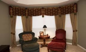Large Window Curtains Blinds Windows Luxury With Decoration Awesome Treatment Rounded