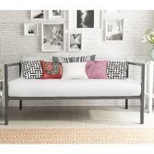 Daybed Sofa Couch Zipcode Design Landen Daybed Frame U0026 Reviews Wayfair