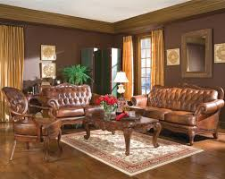leather livingroom furniture living room living room decorating ideas with brown leather